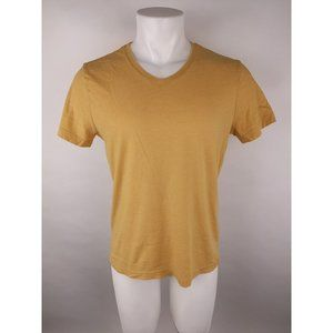 Banana Republic M Heathered Basic Tee T-Shirt
